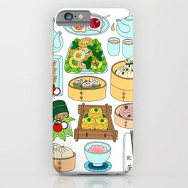 Dim Sum Lunch iPhone Case