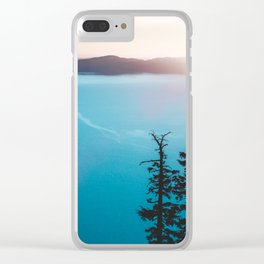 The Greatest Summer Clear iPhone Case