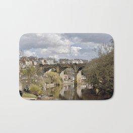 The Viaduct at Knaresborough Bath Mat