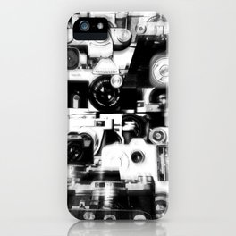analogue legends II iPhone Case
