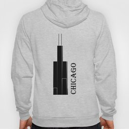 Chicago 1W Hoody