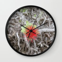 Ohia Wall Clock