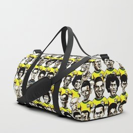football pattern Duffle Bag