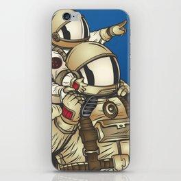 Astronauts iPhone Skin
