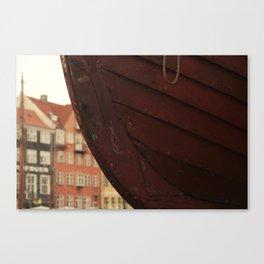 ship city Canvas Print