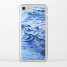 The Crest Clear iPhone Case