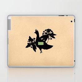 Pennsylvania - State Papercut Print Laptop & iPad Skin