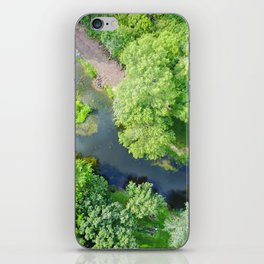 Water Overlook iPhone Skin