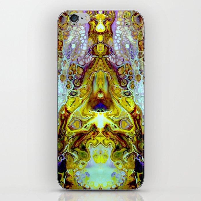 mirror 11 iPhone Skin
