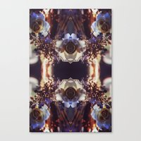 gatsby Canvas Prints featuring gatsby by Chelsea Knight