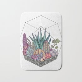 Love cacti Bath Mat