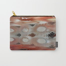 Corner Room 15 Resurrect Red Haze Carry-All Pouch