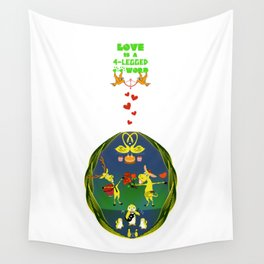 Love & Celebrate Wall Tapestry