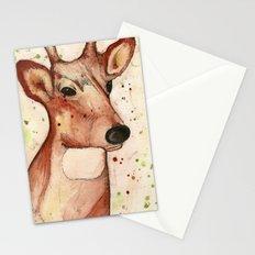 Master Deer Stationery Cards