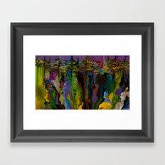 Chicot    Framed Art Print