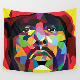 Schoolboy Q Pop Art Wall Tapestry