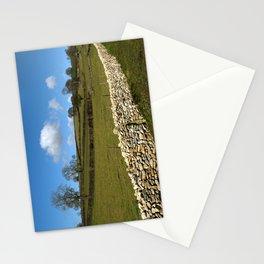 A Winter Wall (inc. wraparound Tshirt) Stationery Cards