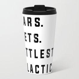 Bears Beets Battlestar Galactica - the Office Travel Mug