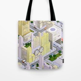 uchi village part 1 Tote Bag