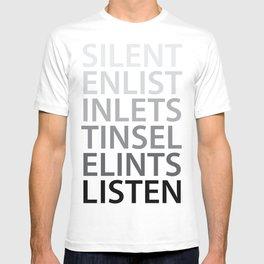 Silent Listen T-shirt