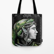Legend of Zelda - Link The Proud Hylian.  Tote Bag