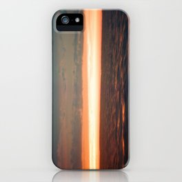 Lake Erie iPhone Case