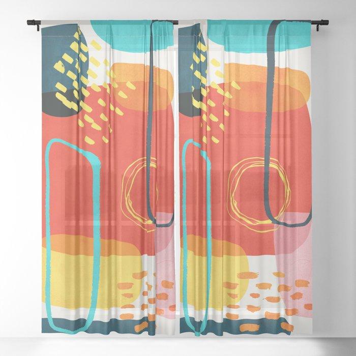 Ferra Sheer Curtain
