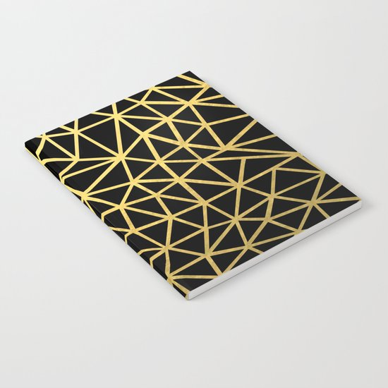 Broken Gold Notebook