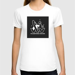 Wilderverse Design Logo T-shirt