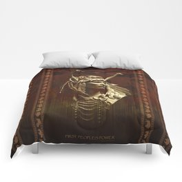 First peoples Power Comforters