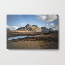 Highland Mountains Metal Print