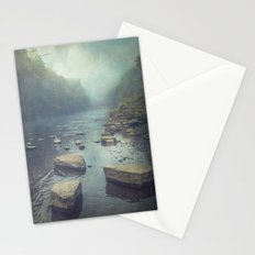 Stones in A River Stationery Cards