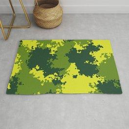 Camouflage jungle 2 Rug