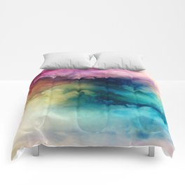 Rainbow Dreams Comforters