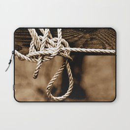 Fit To Be Tied Laptop Sleeve
