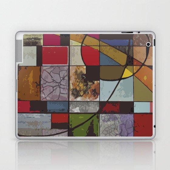 Circle of Colors Laptop & iPad Skin