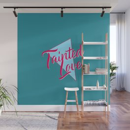 TAINTED LOVE. 80s lovely hit! | Soft Cell Wall Mural