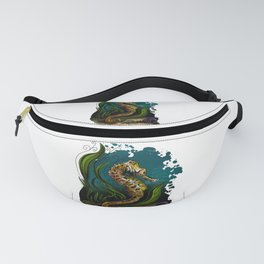 Seahorse Fanny Pack