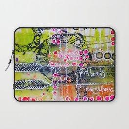 Find Beauty Laptop Sleeve