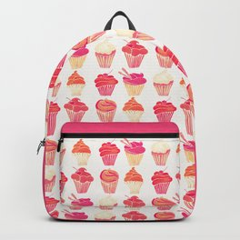 Cupcake Collection – Pink & Cream Palette Backpack