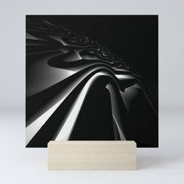 Path: digital art Mini Art Print