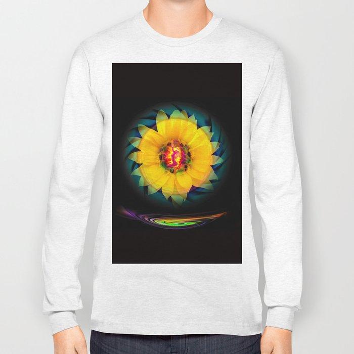 Sunflower Love Long Sleeve T-shirt