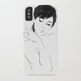Amy. iPhone Case
