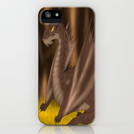 Dragon's hoard. iPhone Case