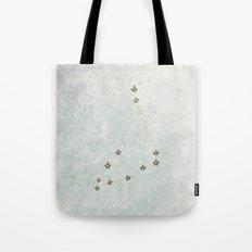 Capricorn x Astrology x Zodiac Tote Bag