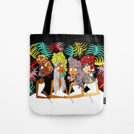 Sisters of a Feather Flock Together Tote Bag