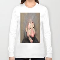 elf Long Sleeve T-shirts featuring elf by  Agostino Lo Coco