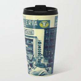 Macelleria Metal Travel Mug