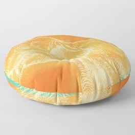 Hot Sun Snore Floor Pillow