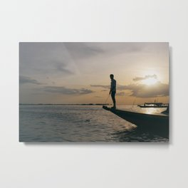 Another day... Metal Print